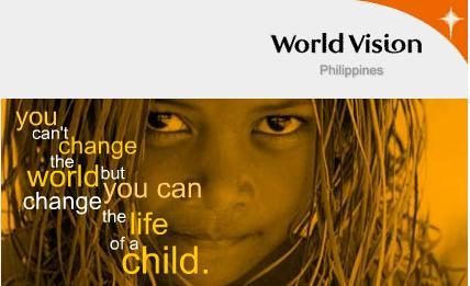 World Vision Sponsor Child World Vision Child Sponsorship